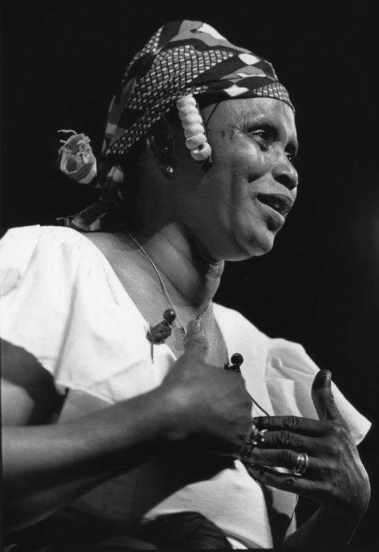 Portrait Mamou Thiero
