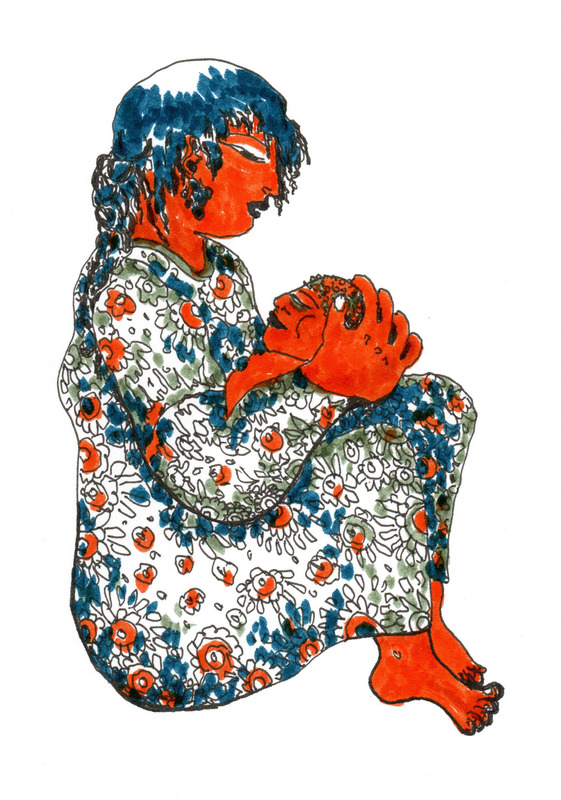 Illustration berceuse
